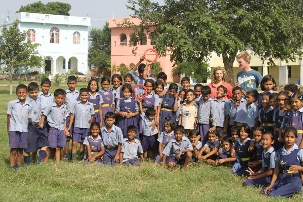 Tikkli Bottom School in India 1